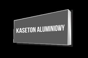 Kasetony aluminiowe