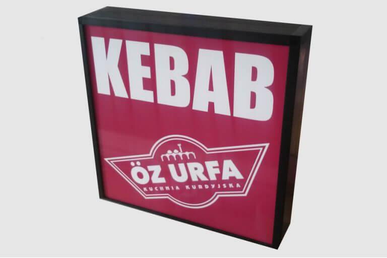 kaseton alu kebab