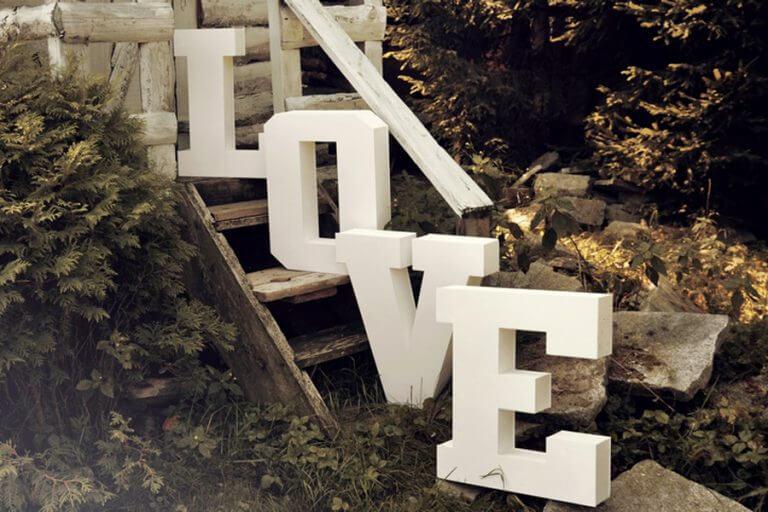 litery xxl love