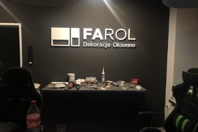 logo styrodur farol