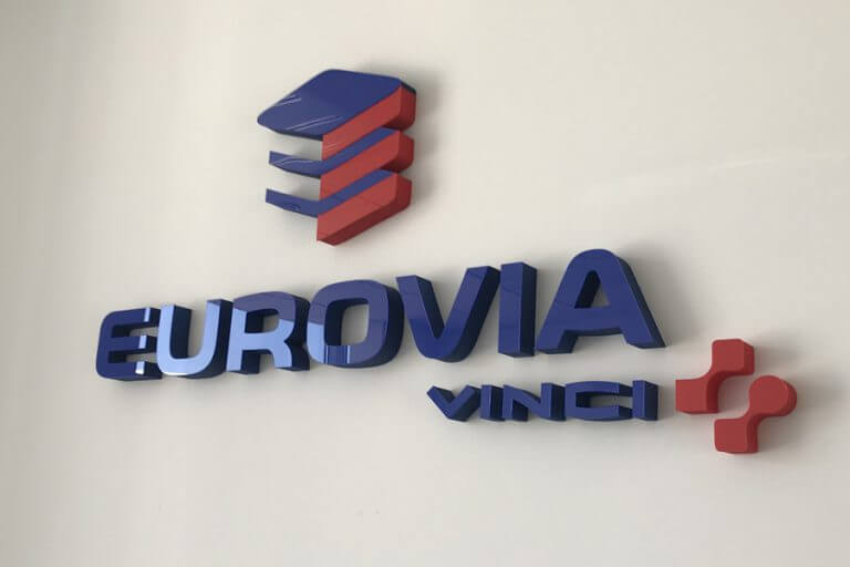 logo styrodur plexi eurovia