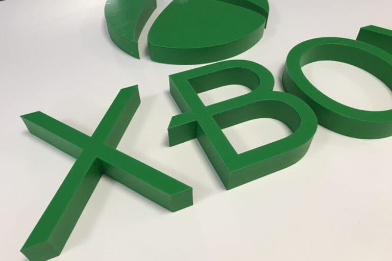 logo styrodur plexi xbox2
