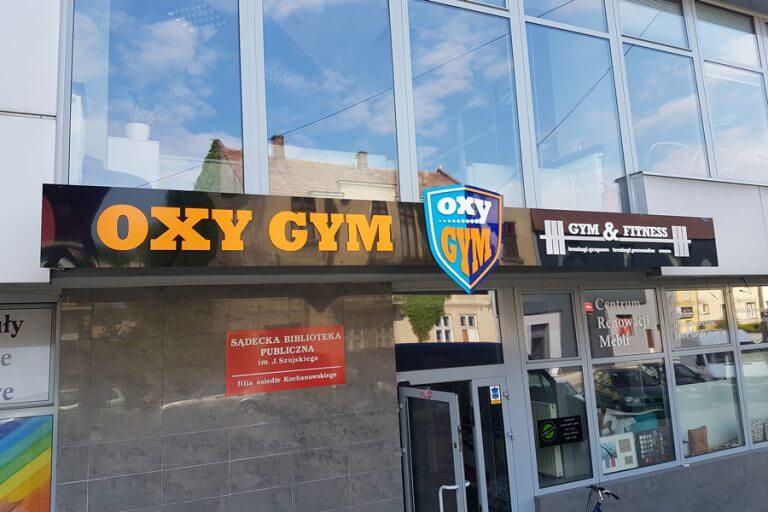 styrodur gym