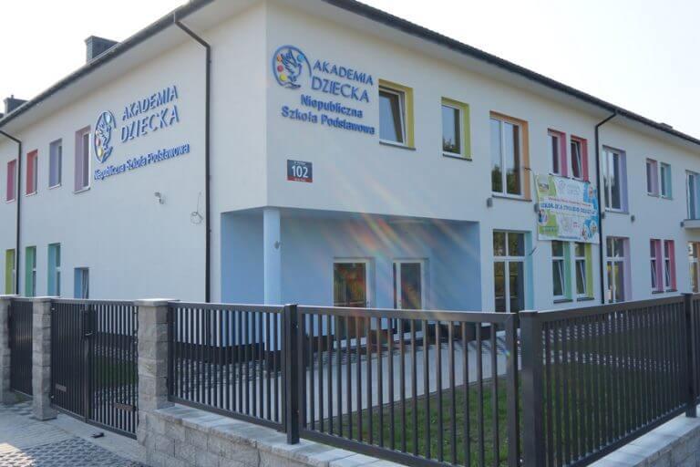 styrodur szkola