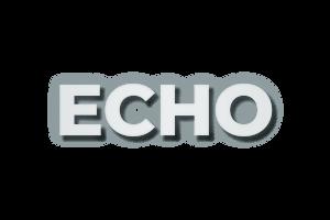 echo litery